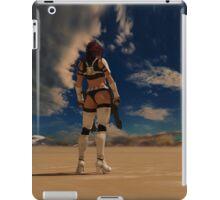 Sexy Storm Trooper iPad Case/Skin