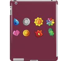 Kanto Badges iPad Case/Skin