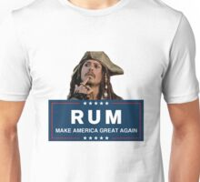 Rum Make America Great Again Unisex T-Shirt