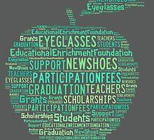 Educational Enrichment Foundation Apple by stillntucson