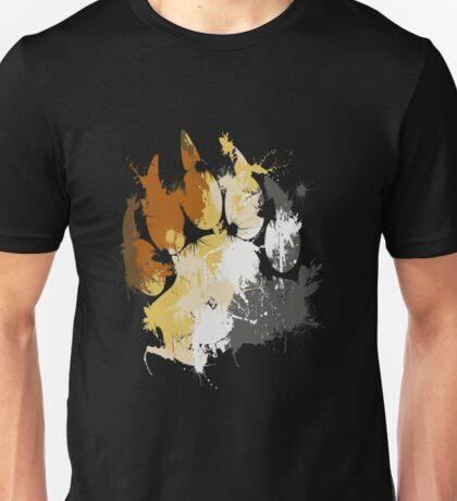 Care Bears Bear Paw Pride Fozzie T-shirts Unisex T-Shirt