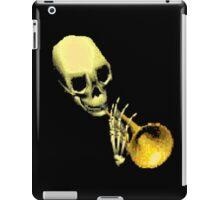 Skull Trumpet iPad Case/Skin
