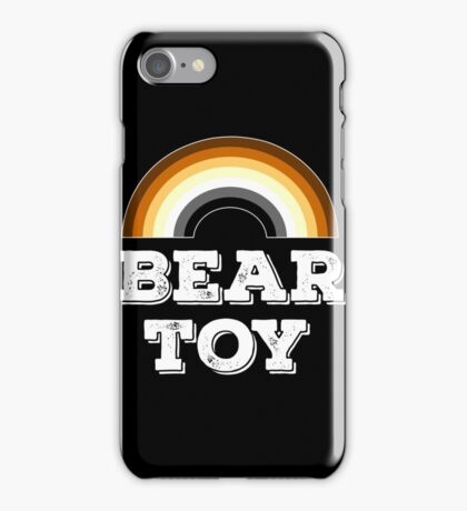 Care Bears Bear Toy Fozzie T-shirts iPhone Case/Skin
