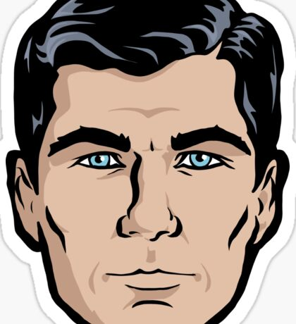 Archer Sticker
