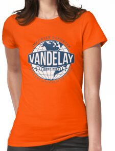 VANDELAY INDUSTRIES Womens Fitted T-Shirt