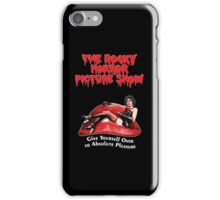 The Rocky Horror Picture Show iPhone Case/Skin