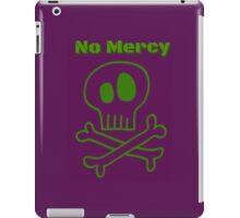 No Mercy iPad Case/Skin