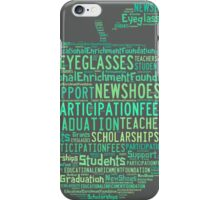 Educational Enrichment Foundation Apple iPhone Case/Skin