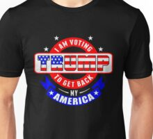 LIMITED EDITION I am Voting Unisex T-Shirt
