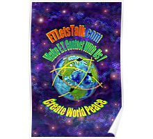Create World Peace ~ 2 Poster