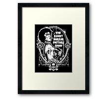 The Rocky Horror Picture Show Tv Series Framed Print