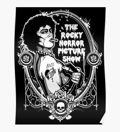The Rocky Horror Picture Show Tv Series Poster