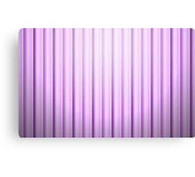 violet lines Canvas Print