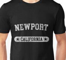 Newport California Unisex T-Shirt