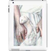 A Ferret Moment iPad Case/Skin
