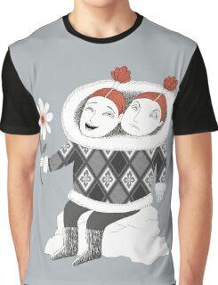 Good Mood Bad Mood Graphic T-Shirt