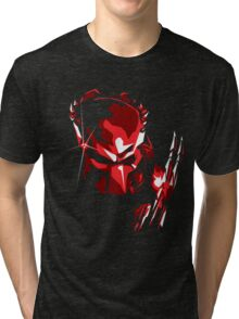 Predator Vector Art Tri-blend T-Shirt