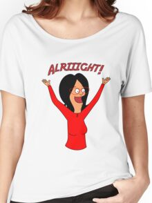 Alright! Women's Relaxed Fit T-Shirt