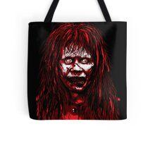 Reagan Exorcist Vector Art Tote Bag