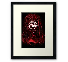 Reagan Exorcist Vector Art Framed Print