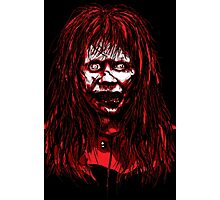 Reagan Exorcist Vector Art Photographic Print