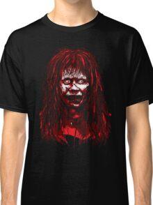 Reagan Exorcist Vector Art Classic T-Shirt