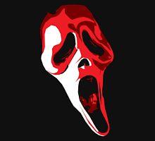 Scream Vector Art Unisex T-Shirt