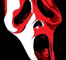 Scream Vector Art by EJTees
