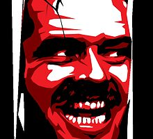 The Shining Vector Art by EJTees