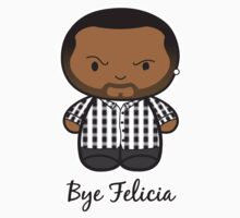 Bye Felicia One Piece - Short Sleeve