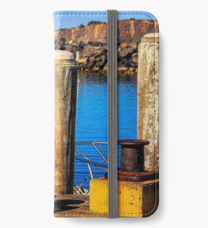 At The Marina iPhone Wallet