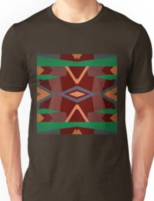 Red Clay Earth Unisex T-Shirt