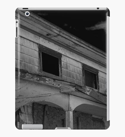 Scheduled For Demolition - House Of Memories | Northville, New York iPad Case/Skin