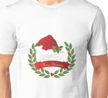 Christmas Volleyball Unisex T-Shirt
