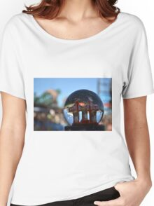 3 in 5 SnowGlobe Women's Relaxed Fit T-Shirt