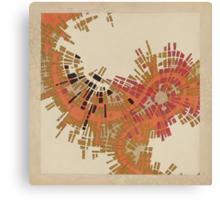 cipher n. 10 Canvas Print