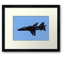 Hawker-Siddeley Hawk T.1A XX230 Framed Print