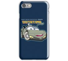 Time McQueen iPhone Case/Skin