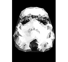 Stromtrooper Triangles Photographic Print