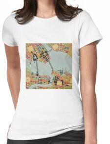 cipher n. 8  (original sold) Womens Fitted T-Shirt