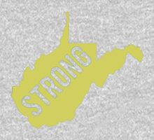 stay strong virginia Kids Tee