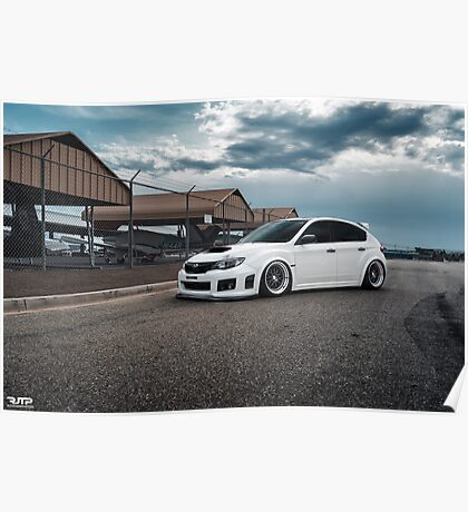 Bagged Widebody Hatch Poster