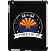Arizona Makes Me Happy iPad Case/Skin