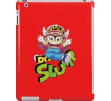 arale dr slump iPad Case/Skin