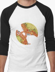 cipher n. 3  (original sold) Men's Baseball ¾ T-Shirt