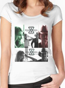 top seller TIM McGraw & FAITH HILL TOUR 2017 Women's Fitted Scoop T-Shirt