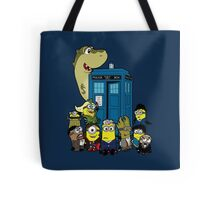 Doc Minion 12 and Chums Tote Bag