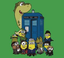 Doc Minion 12 and Chums Kids Clothes