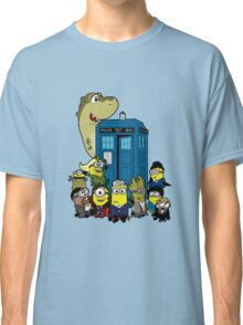 Doc Minion 12 and Chums Classic T-Shirt