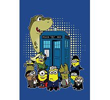 Doc Minion 12 and Chums Photographic Print